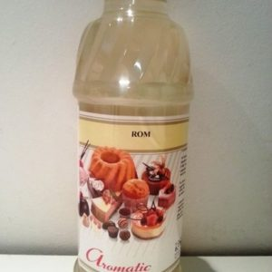 cukrászdiszkont rum aroma