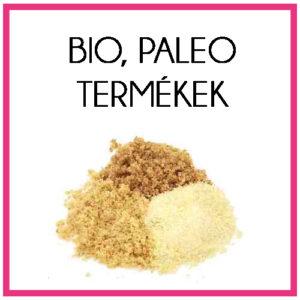 Bio, paleo termékek