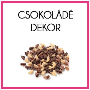 Csokoládédekor