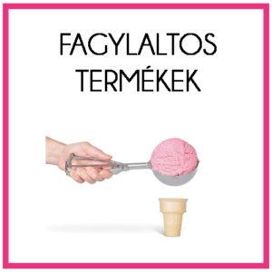 Fagylaltos termékek