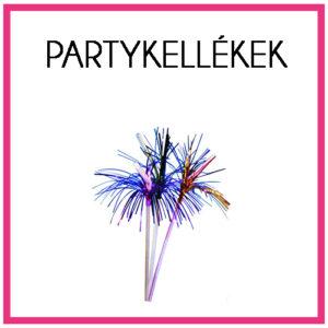 Party kellékek