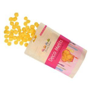 cukrászdiszkont sárga bevonó
