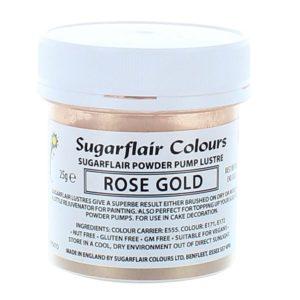 lüszter festék rose gold cukrászdiszkont