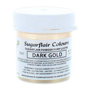 cukrászdiszont lüszter festék arany