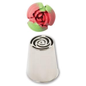 cukrászdiszkont csővég rózsa