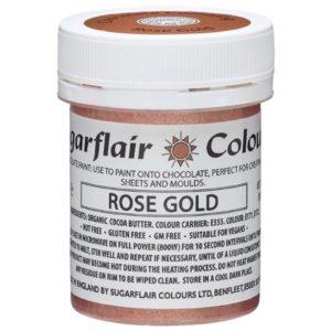 cukrászdiszkont csokifesték rose gold