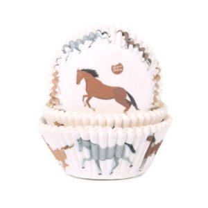 cukrászdiszkont muffin papír lovas