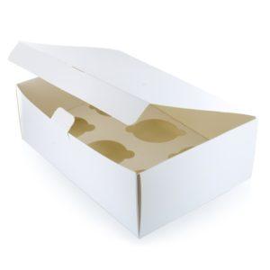 cukrászdiszkont muffin doboz 6