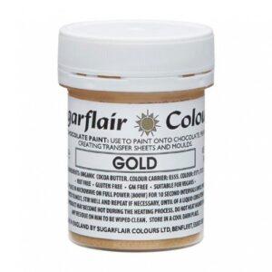 cukrászdiszkont csoki festék arany