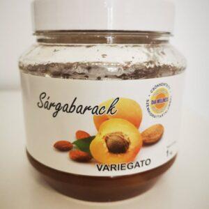 cukrászdiszkont variegato sárgabarck paszta