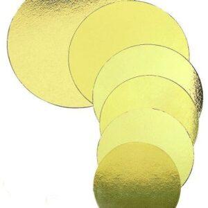 cukrászdiszkont arany papírtálca