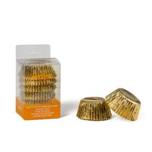 cukrászdiszkont muffin kapszli arany