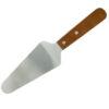 cukrászdiszkont spatula fanyelű 27cm